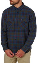 RVCA That%27ll Work Long Sleeve Flannel Shirt