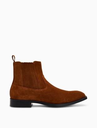 Calvin Klein Cliff Suede Boot