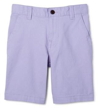 Wonder Nation Boys Flat Front Shorts, Sizes 4-18 & Husky