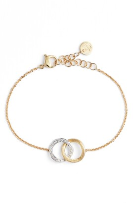 Marco Bicego Delicata Diamond Adjustable Bracelet