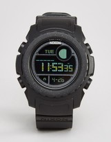Nixon Super Unit Digital Watch
