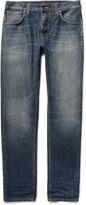 Nudie Jeans Steady Eddie Washed Organic Denim Jeans