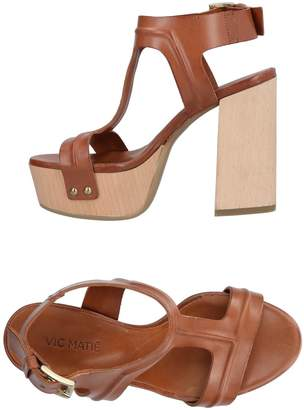 Vic Matié Sandals