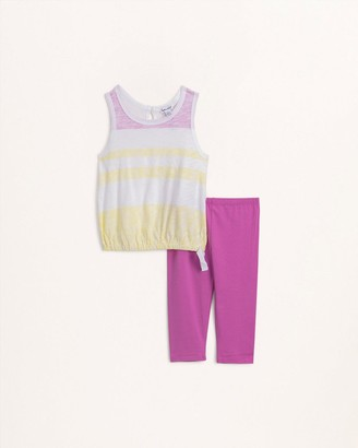 Splendid Little Girl Legging and Tank Set