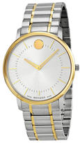 Movado Men's Two-Tone Watch, 40mm