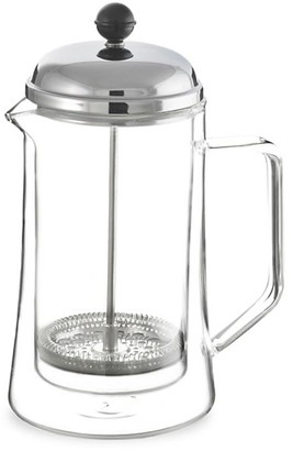 Grosche Stanford Double-Walled Glass French Press/34 oz.