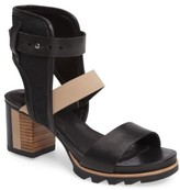 Sorel Women's Addington Ankle Cuff Sandal