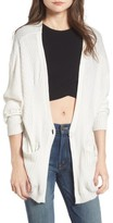 Wildfox Couture Women's I'M Busy Cardigan