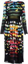 Mary Katrantzou 3/4 length dresses
