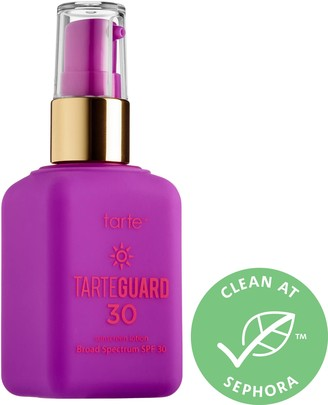 Tarte Tarteguard 30 Vegan Sunscreen Lotion Broad Spectrum SPF 30