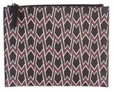 Maje Printed Zip Pouch w/ Tags