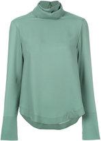 Societe Anonyme Turtle blouse - women - Silk - 1