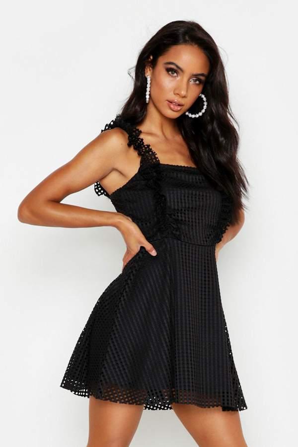2ea4f6fbcde2 boohoo Ruffle Detail Dresses - ShopStyle UK