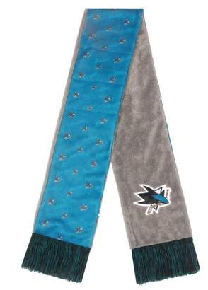San Jose Sharks NHL San Jose Sharks Sherpa Scarf