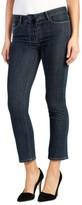 Paige Women's Legacy - Colette High Rise Lace-Up Crop Jeans