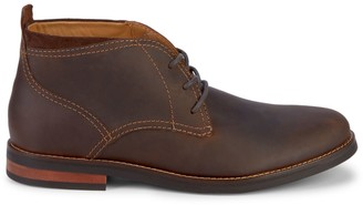 Cole Haan Howlett Leather Chukka Boots