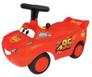 Kiddieland Disney Pixar Cars3 Lightning Mcqueen Light And Sound Racer Activity Ride On