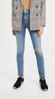 Citizens of Humanity Rocket Ankle Mid Rise Skinny Jeans