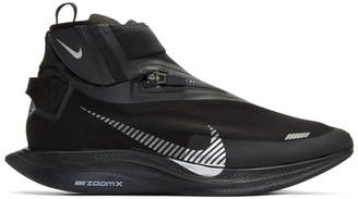 Nike Black Zoom Pegasus Turbo Shield WP Sneakers