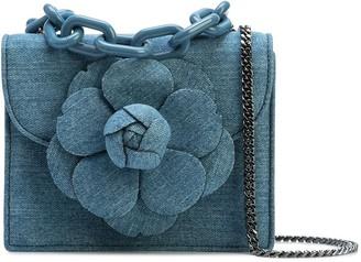 Oscar de la Renta Tro floral shoulder bag