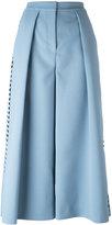 Roksanda Deven culottes - women - Silk/Polyamide/Polyester/Acetate - 8