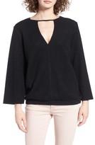 Women's Pst By Project Social T Keyhole Sweatshirt