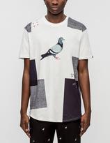 Staple Patchwork Pigeon T-Shirt
