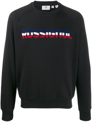 Rossignol Terry-Flocked Sweater