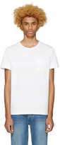 A.P.C. White Road T-shirt