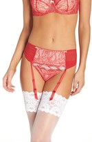 B.Tempt'd Women's B.sultry Lace Garter Belt