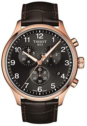 Tissot Chrono XL - T1166173605701 (Black) Watches