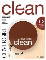 Cover Girl Clean Pressed Powder Foundation Classic Ivory .39 oz. by