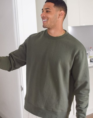 Topman jumper in khaki