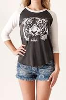 Junk Food Clothing Wild Thing Raglan