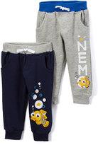 Children's Apparel Network Finding Nemo Navy & Gray Sweatpants Set - Infant