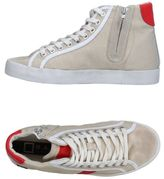 D.A.T.E High-tops & sneakers