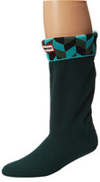 Hunter Geometric Dazzle Boot Sock (Toddler/Little Kid/Big Kid)