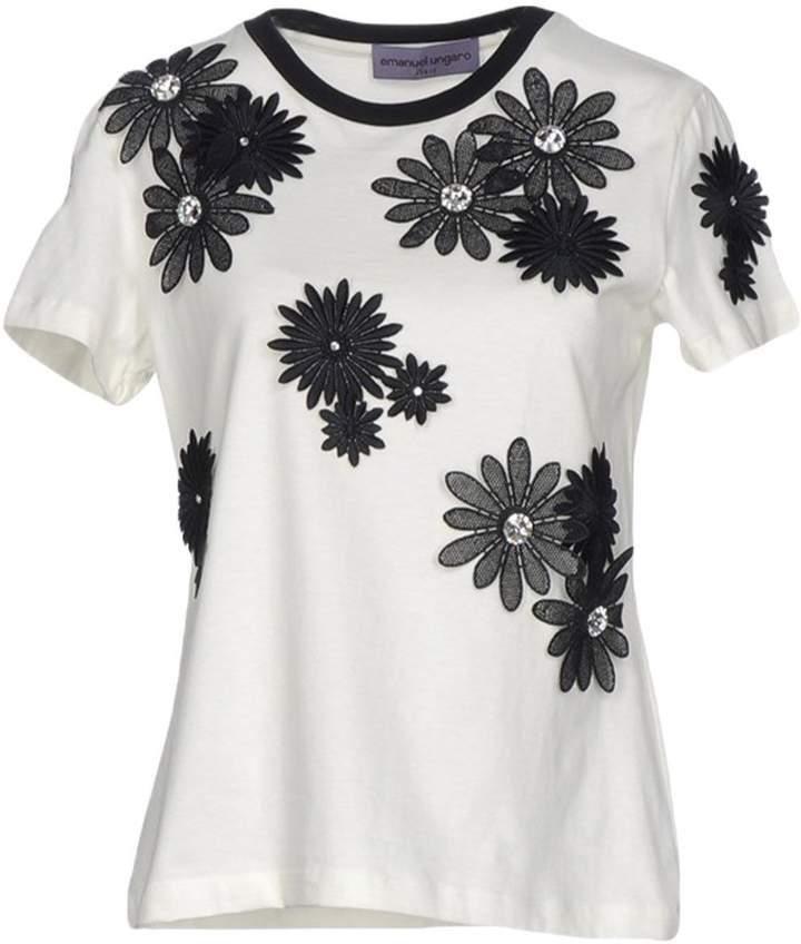 Ungaro T-shirts - Item 37990787PF