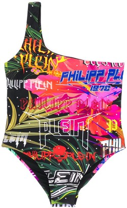 Philipp Plein Jungle Rock Monokini