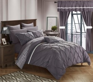 Chic Home Jacksonville 20-Pc King Comforter Set Bedding