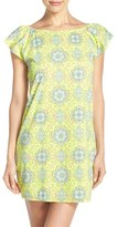 Maaji Women's 'Mild Mosaic' Print Cover-Up Dress