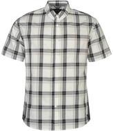 Firetrap Sudbury Short Sleeve Check Shirt