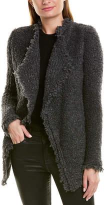 IRO Campbell Mohair & Wool-Blend Jacket