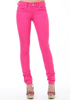 Alloy Almost Famous Pink Skinny Jean