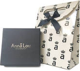 Anna Lou of London Sterling Silver Karma Necklace