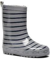 BeOnly Kids's Be Only Timouss Wellies Boots in Grey
