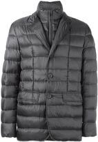 Herno double collar jacket