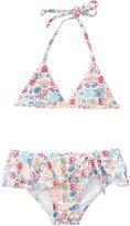Seafolly Girls' Seaside Lane Bikini Set (1yr6yrs) - 8133206
