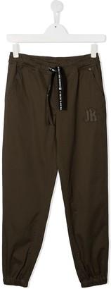 John Richmond Junior Drawstring Logo Track Pants