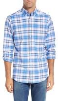 Vineyard Vines 'Bowhead' Slim Fit Plaid Sport Shirt